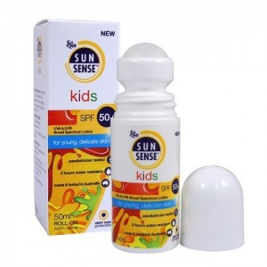 Sunsense SPF50 儿童防晒滚珠型 50ml