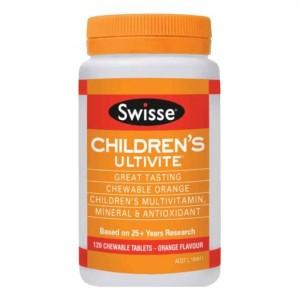 Swisse 儿童多维片120片