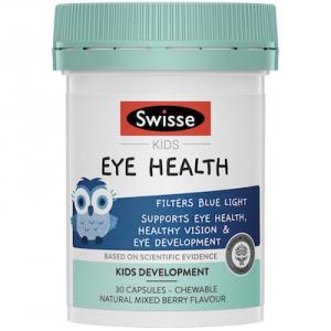 Swisse Kids Eye Health 30 Caps