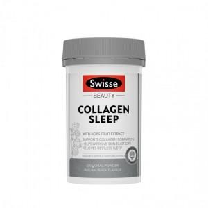Swisse 晚安胶原蛋白粉  紧致肌肤舒缓紧张睡眠  120g