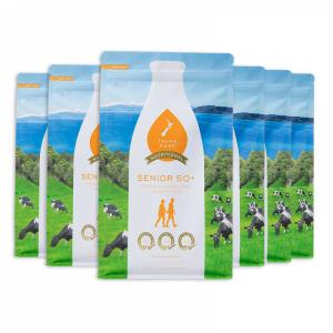 Taupo Pure Premium Senior Milk Powder 50+ 800gx6pack