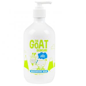 The Goat Wash 山羊奶保湿沐浴露500ml柠檬味