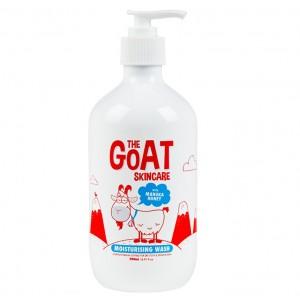 The Goat Wash 山羊奶保湿沐浴露500ml蜂蜜味