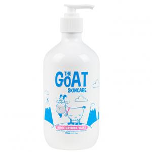 The Goat Wash 山羊奶保湿沐浴露500ml 原味