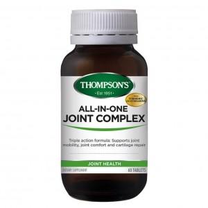 Thompson's 汤普森关节灵 氨基酸葡萄糖姜黄素复合片 60粒