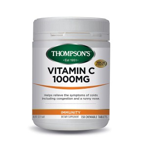 Thompsons vitaminC-1000mg 150 Caps