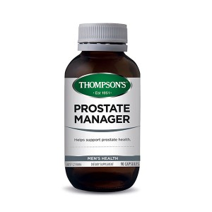 Thompsons prostate manager 90 Caps