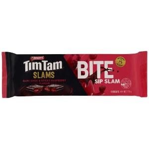Tim Tam 覆盆子黑巧克力饼干 175g