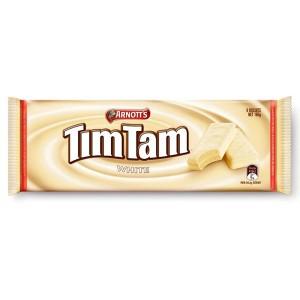 Tim Tam 白巧克力饼干 165g