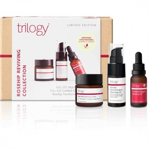Trilogy Reviving Rosehip Essentials