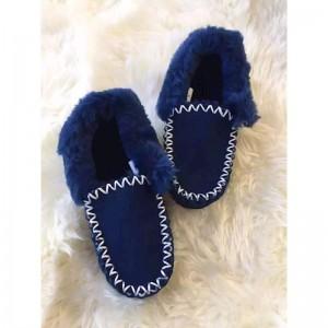 【澳洲直邮】【秒杀】BLUESTAR WP D301 面包鞋包子鞋 防水皮毛一体防滑底 男女通用