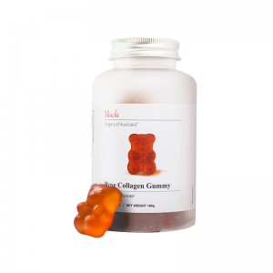 Unichi Rose Collagen Gummy 60 Caps