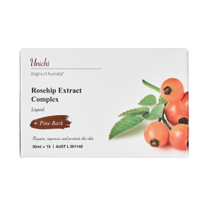 Unichi Rosehip Extract Complex Liquid 30ml*10