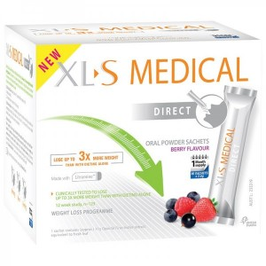 XLS MEDICAL 天然植物减少脂肪瘦身胶囊 90包