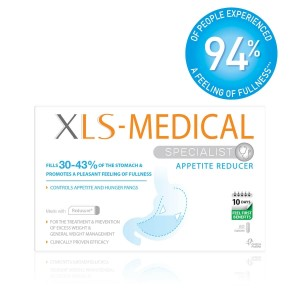XLS Medical Appetite Reducer 60 Capsules