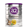 【新西兰直邮】a2 PLATINUM 白金婴儿奶粉2段(6~12个月)900g*6罐包邮 保质期 2020-10 下单请填身份证号码