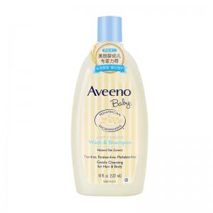 Aveeno Baby Wash & Shampoo   532ml