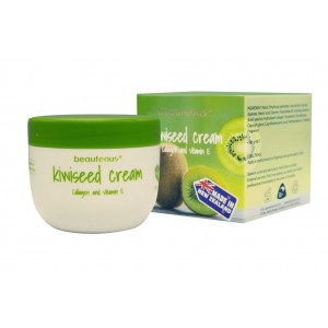 Beauteous Kiwiseed Cream with Collagen and Vitamin E 100g