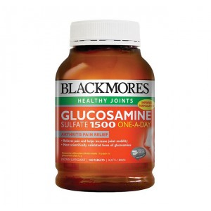 Blackmores Glucosamine Sulfate 1500 One-A-Day 180 Caps