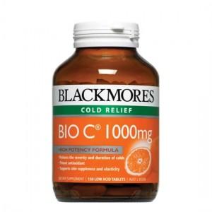 Blackmores Bio C 1000 150 Caps