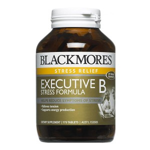 Blackmores Executive B Stress Formula 160 Caps