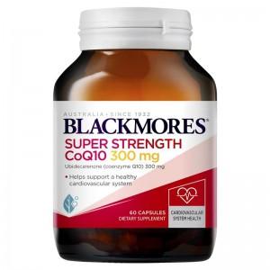 Blackmores Super Strength CoQ10 300mg 60 Caps
