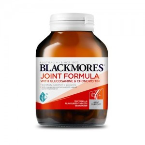 Blackmores Joint Formula with Glucosamine & Chondroitin 120 Caps