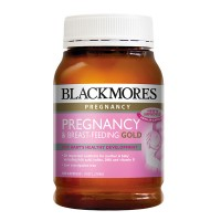 Blackmores Pregnancy & Breast-Feeding Gold 180 Caps