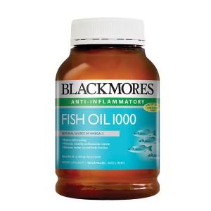 Blackmores 澳佳宝深海鱼油胶囊1000mg 400粒
