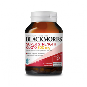 Blackmores Super Strength CoQ10 300mg 60 Caps
