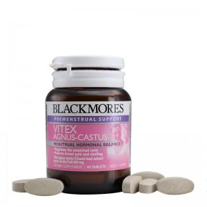 Blackmores Vites Agenus-Castus 40 Caps