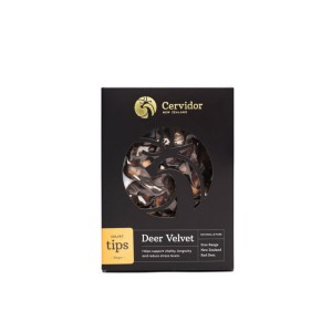 Cervidor Dried Deer Velvet Tips 30g