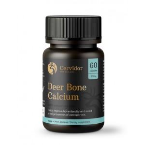 Cervidor Deer Bone Calcium Capsules 60