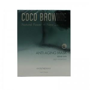 COCO BROWNIE 可莱尼虾青素抗初老抗氧化面膜 7片/盒