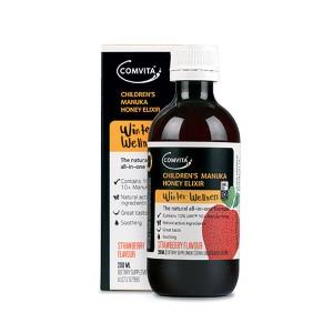 Comvita 康维他儿童止咳蜂胶液200毫升 草莓味