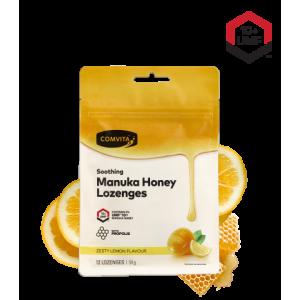 Comvita Manuka Honey Lozenges - Zesty Lemon 500g