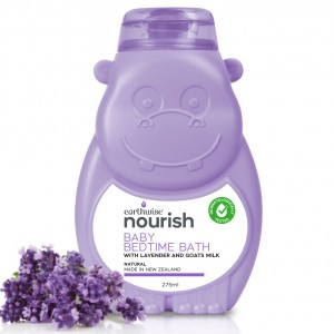 Earthwise Baby Bedtime Bath 275ml