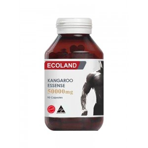 ecoland 红袋鼠精胶囊滋补保健品温和调理肾活力 90粒