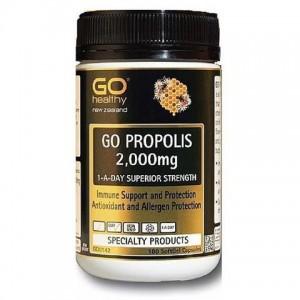 Go healthy Go Propolis 2000mg 1-A-Day 180 Caps