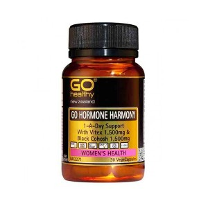 Go healthy Go Hormone Harmony 60 Caps