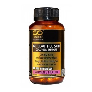 Go healthy Go Beautiful Skin 120 Caps