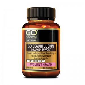 Go healthy 高之源抗皱延缓衰老胶原蛋白 60粒
