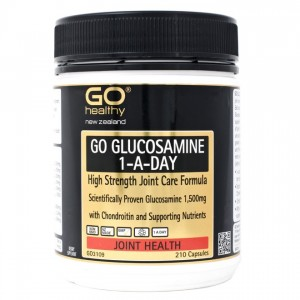 Go healthy Go Glucosamine 1-A-Day 210 Caps