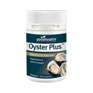 goodhealth Oyster Plus 60 Caps