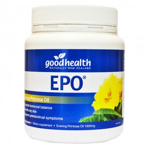 goodhealth Evening Primrose Oil (EPO) 1000mg 300 Caps