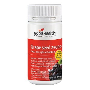 goodhealth Grape Seed 25000 120 Caps