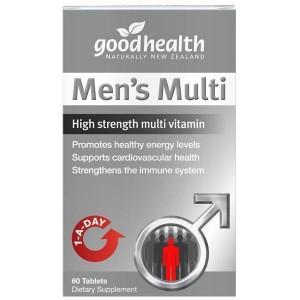 Good Health Men's Multi 60 Caps