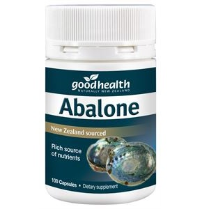 Good Health Abalone (Paua) 100 Caps