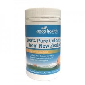 【直邮特价】goodhealth 好健康100%纯牛初乳粉100g