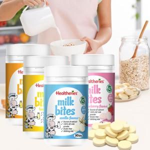 Healtheries Milk Bites 50 Caps